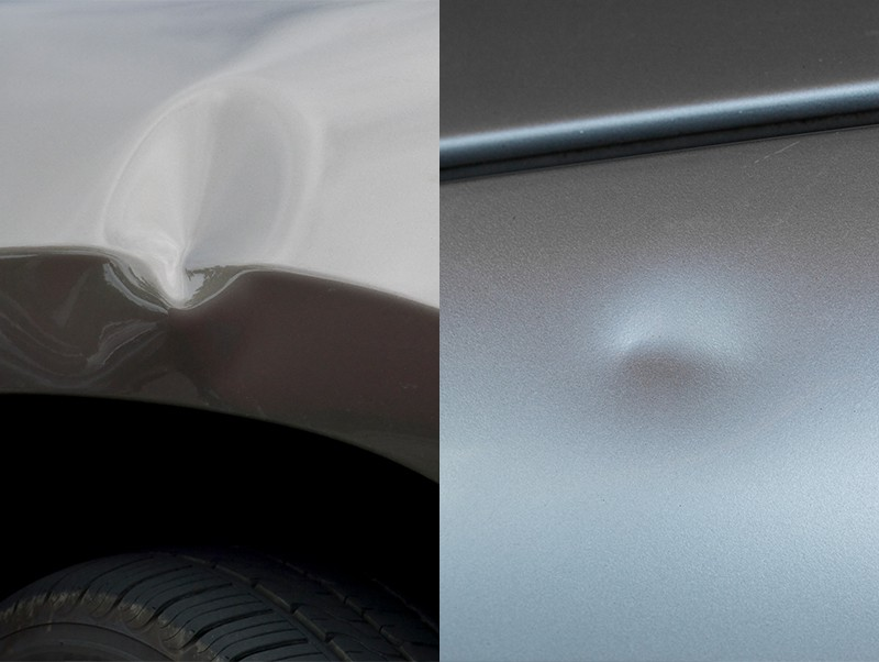 The 2 Types Of Dent Removal Front Range Bumper Solutions