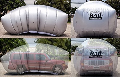 Hail Protection Car Cover >> 4 Types of Car Covers for Hail Protection - Front Range ...